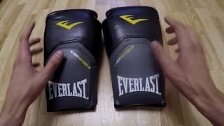 Everlast PRO STYLE ELITE TRAINING GLOVES 10 Oz боксёрские перчатки