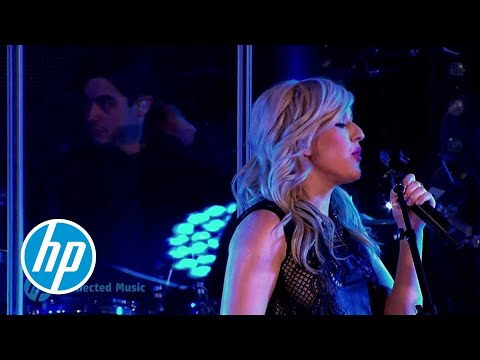 Ellie Goulding Live with HP Connected Music - I need your love