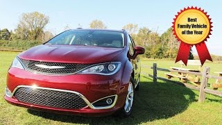 2017 Chrysler Pacifica Gets Electrified!