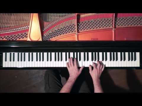 """""""Dawn"""" Dario Marianelli (Pride & Prejudice) Piano solo & Tutorial - P. Barton"""