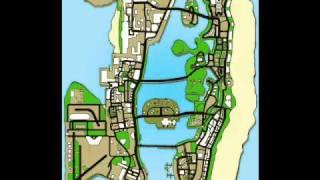 Grand Theft Auto: All Maps