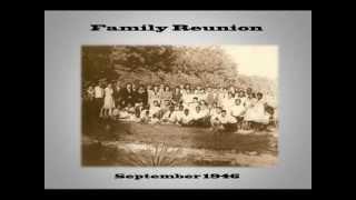 Family Reunion History Presentation