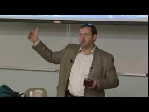 Distinguished Faculty Speaker: Richard Stanley