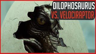 Jurassic World Evolution | Part 5: Do Not EVER Mix Dinosaurs!? I Don