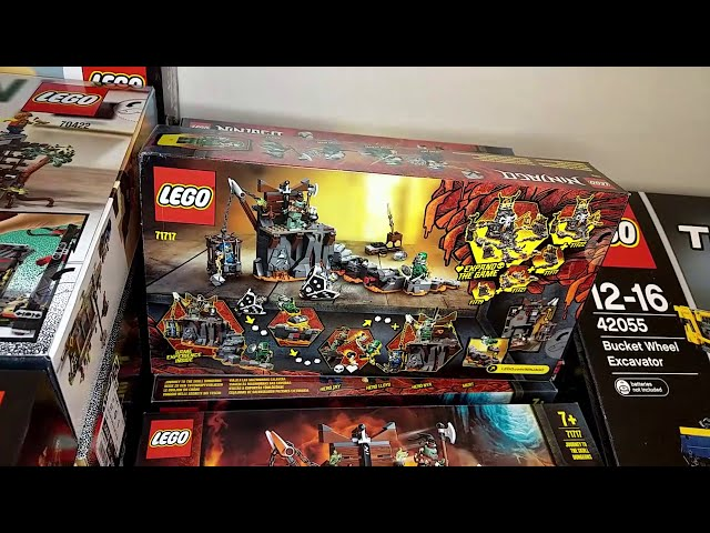 Lego Sets für den BrickLink-Store, Haul #01