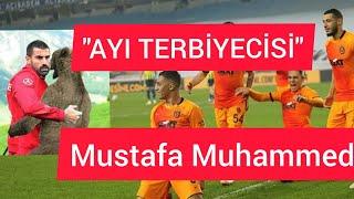 MUSTAFA MUHAMMED fenerbahçe- galatasaray attığı golü anlatıyor