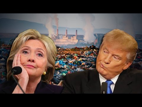 Don't Be Fooled: Clinton And Trump Are Horrible On Climate Change