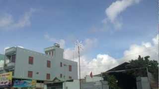 wind turbine : vietnam:  Điện gió