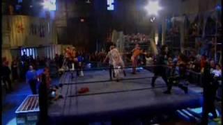 Wrestling Society X Rumble Match