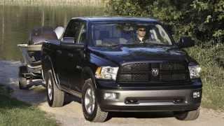 Dodge Ram Outdoorsman 2011 Videos