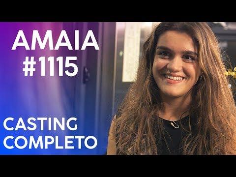 CASTING COMPLETO de AMAIA   OT 2017