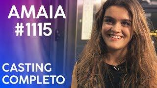 CASTING COMPLETO de AMAIA | OT 2017