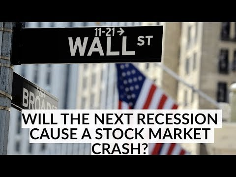 Will the Next Recession Cause a Stock Market Crash?
