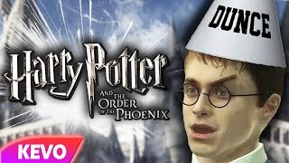 Order of the Phoenix but I am a troublemaker