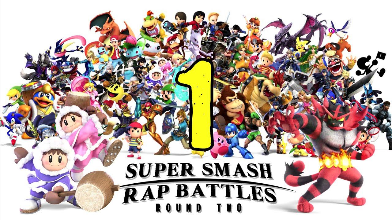 Super Smash Rap Battles #1: Ice Climbers vs Incineroar