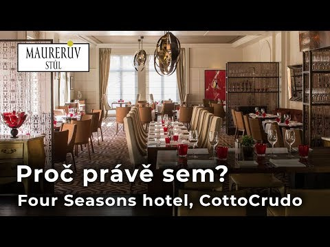 Four Seasons hotel, CottoCrudo
