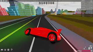 Roblox Danish one or other car game in Roblox