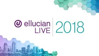 Highlights from Ellucian Live 2018 thumbnail