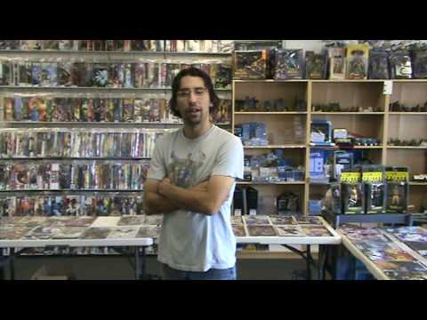 Have fun collectibles Johns interview