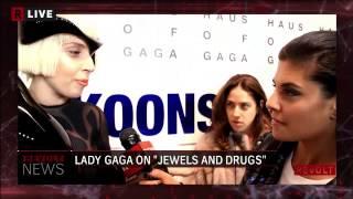 Lady Gaga On