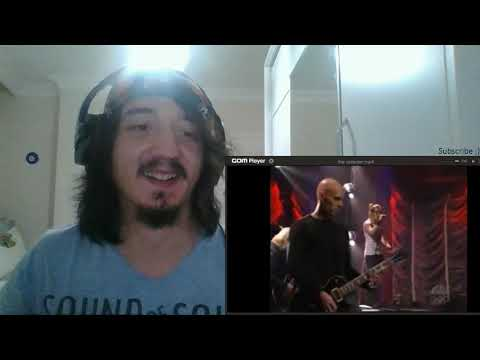 A Perfect Circle - The Outsider (LIVE) REACTION!