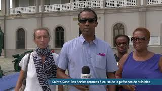 Sainte-Rose: Des écoles fermées à cause des rats, les déchets pointés du doigts