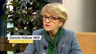 Danuta Hübner: No more