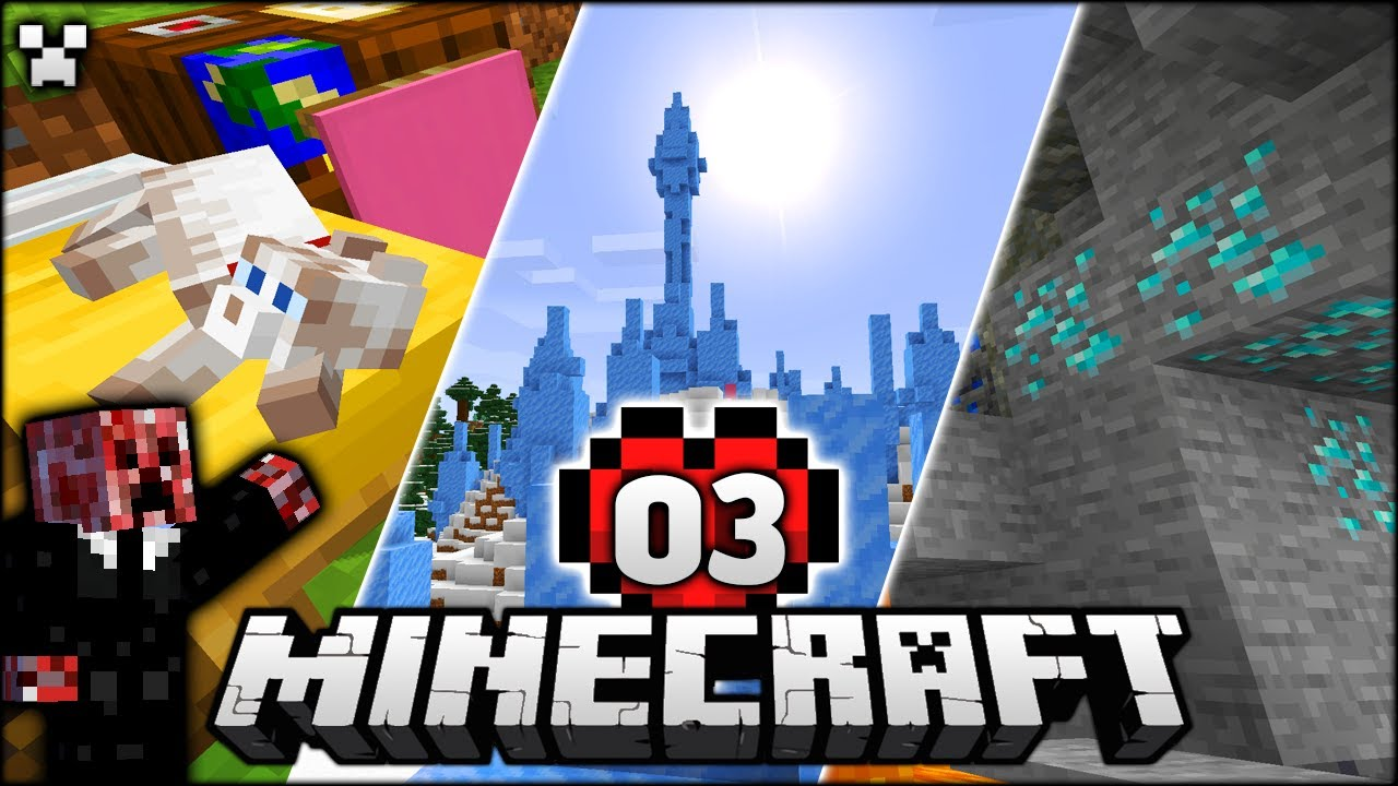 INSANELY *COOL* FINDS! | Minecraft Ultra Hardcore Episode 3 (Minecraft Survival)