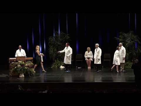 2017 School of Dentistry White Coat Ceremony