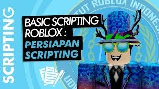 BASIC SCRIPTING ROBLOX (INDONESIA) #2