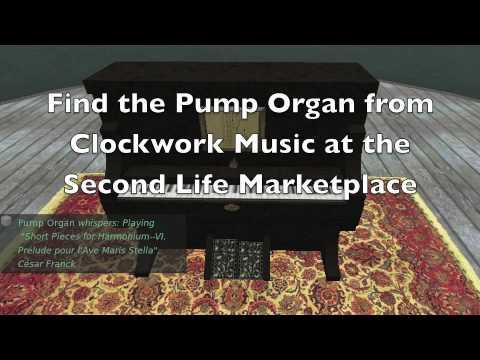 Pump Organ Demonstration