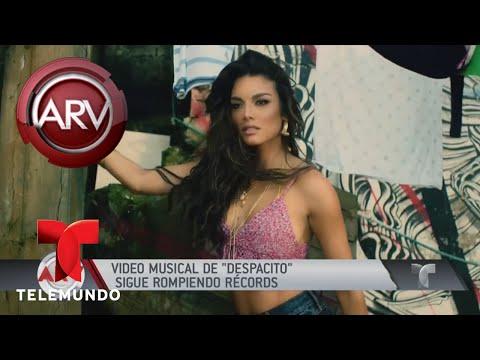 Luis Fonsi recibió un reconocimiento por Despacito | Al Rojo Vivo | Telemundo