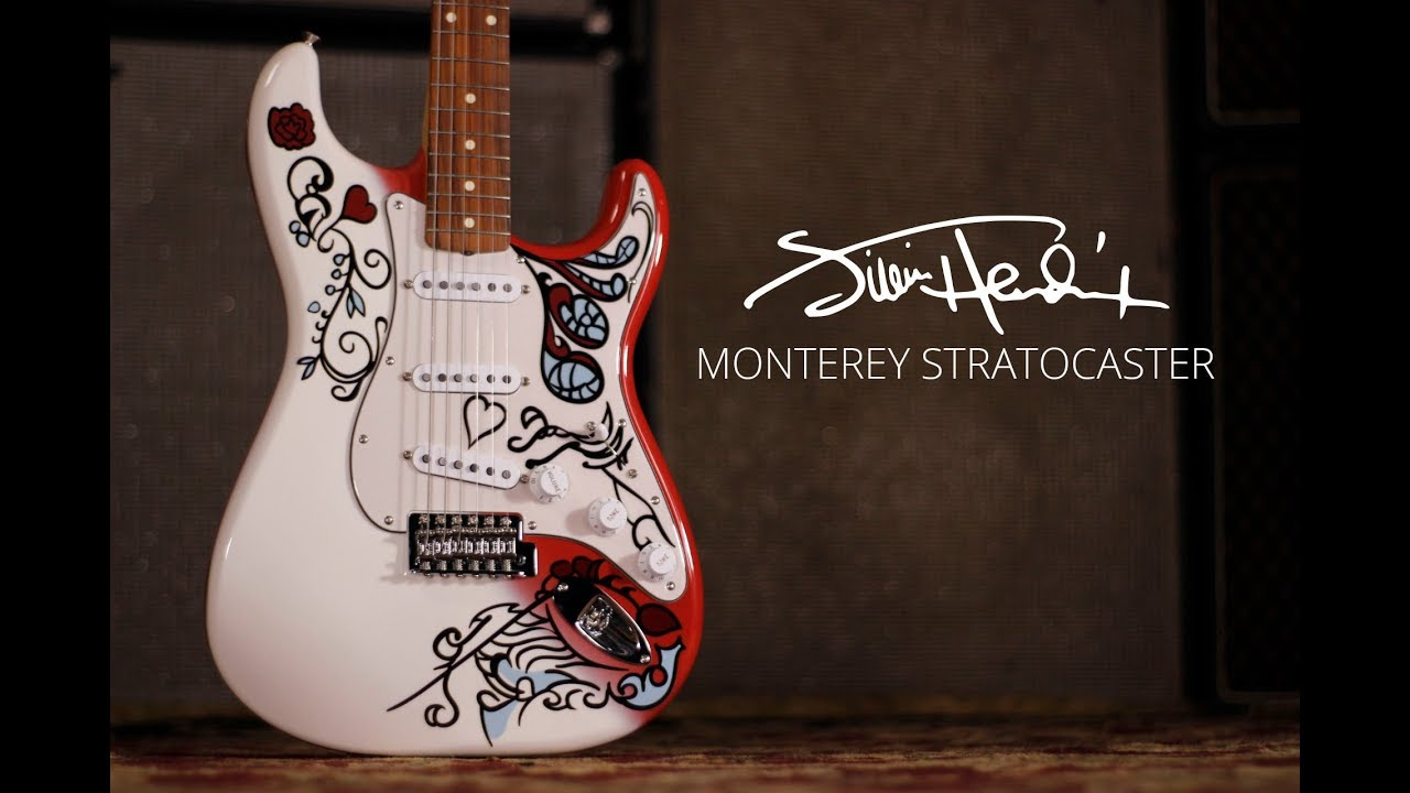 jimi hendrix monterey stratocaster youtube. Black Bedroom Furniture Sets. Home Design Ideas