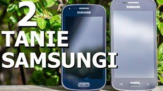 Test 2 tanich Samsungów - Core Plus i Trend Plus [SMARTFONY DO 500 ZŁ]