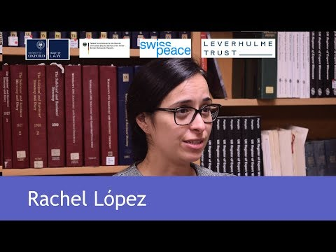 Rachel López on archives and transitional justice in Guatemala