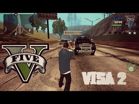 GTA 5 Visa 2 Gameplay Video [Android Game]