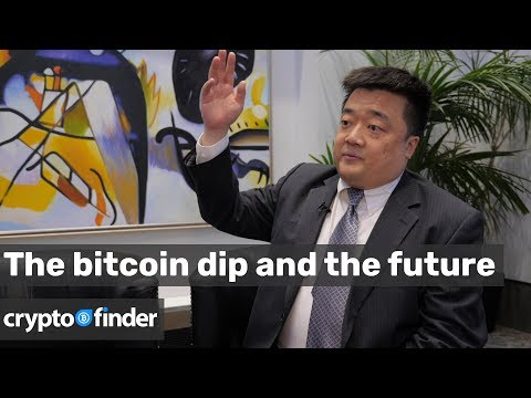 The bitcoin dip & the future of cryptocurrency in the world with Bobby Lee, BTCC CEO 📈