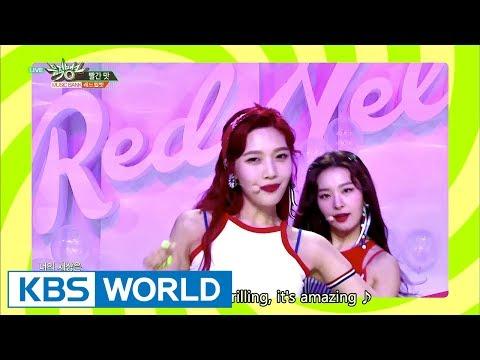 Red Velvet - Red Flavor | 레드벨벳 - 빨간 맛 [Music Bank COMEBACK / 2017.07.14]