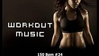 Workout music fitness 150bpm , Cardio box, Step, Nov 2017 #24