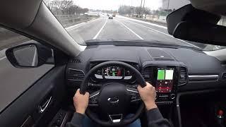 Renault Koleos(Renault Samsung QM6) 1.7 dCi POV test drive