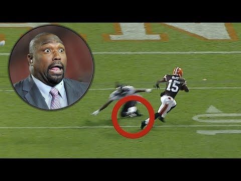Best Ankle Breaking Jukes | NFL