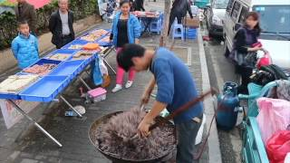 Xiamen, China Street Food