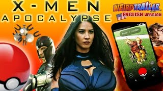 X-MEN APOCALYPSE Weird Trailer by Aldo Jones (ENGLISH VERSION)