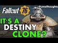 Fallout 76 Appears to be a Destiny Clone with Base Building (Why that's Good and Bad) #PumaThoughts