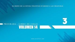 3 l LIBRO DE CIELO l VOL 14 (14-8, 14-9, 14-10, 14-11)