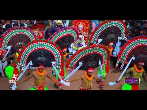 Anayadi pooram 2018 | Dharmaraksha padinjaran desam