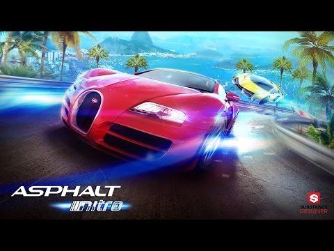 Asphalt Nitro - Game Trailer