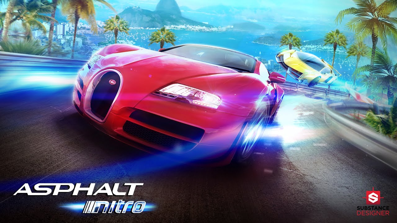 Image result for asphalt nitro free game download