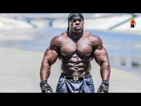 Kali Muscle - BODYBUILDING CONTEST PREP - YouTube