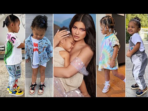 Fashionista Alert! See Some of  Kylie Jenner's daughter Stormi Webster's Best Style Moments – 2020
